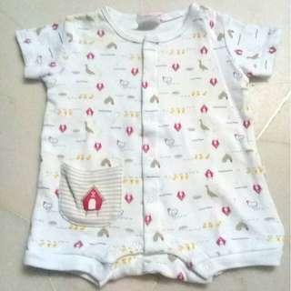0-3 Months Baby Jumpsuit