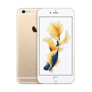 Kredit iphone 6s plus 64GB redy type semua hp