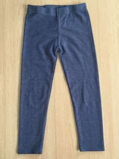 Seed Blue Denim Leggings