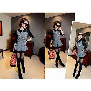 longsleeve lace type blouse pre love