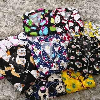 Baju tidur kanak-kanak