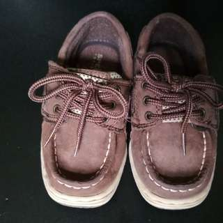 Pre-loved Sperry Topsider (Chocolate Brown)