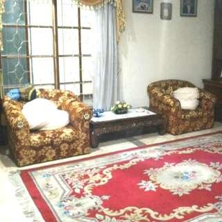 Dijual sofa 2 buah