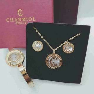 Charriol Jewelry Set #001 COD