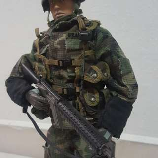 1/6 army soldier