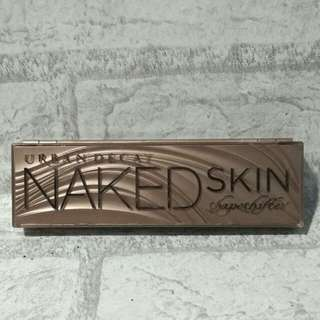 Urban decay UD naked shapeshifter contour shading highlighter palette