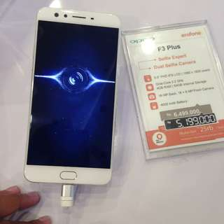 Cicilan Tanpa Kartu Kredit Hp Oppo F3 Plus