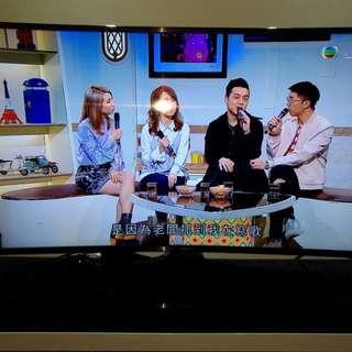 Samsung 40吋.曲面4K電視