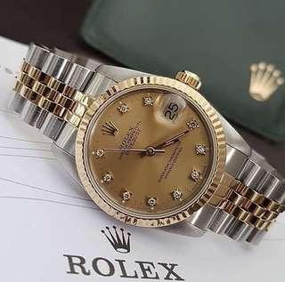 rolex 3.1mm 90. watch only