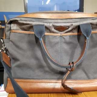 Leather Work Bags