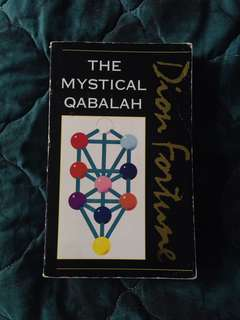 THE MYSTICAL QABALAH by Dion Fortune