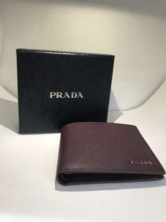 New item Prada Wallet