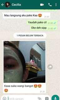 Masker wajah beautetox