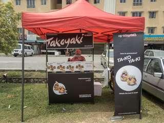 Adam's Takoyaki