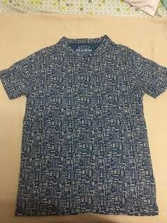 Pull&bear printed shirt