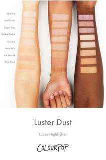 Dust highlighter