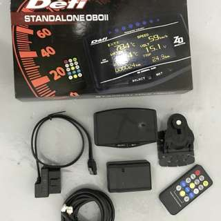 DEFI ZD OBDII WITH REMOTE