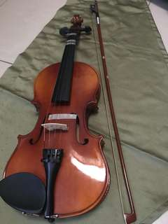 Bachendorff Violin