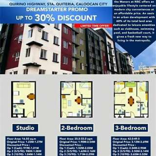 Affordable Condo sa City