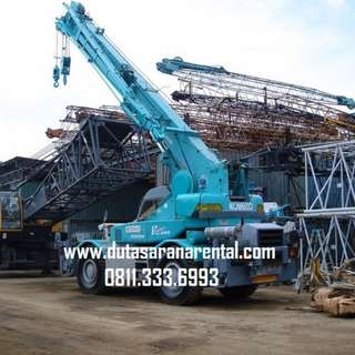 Sewa Crane 25 Ton Surabaya | 0811.333.6993
