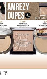 Dupes!!