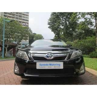 Toyota Camry Hybrid Auto
