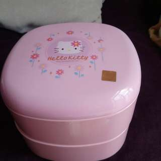 🚚 Hello Kitty便當盒