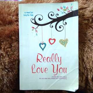 Novel really love you