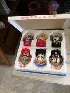 Masks set