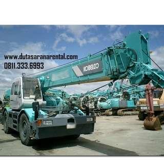 Sewa Crane 45 Ton Gresik | 0811.333.6993