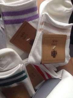 Unisex Korean Socks