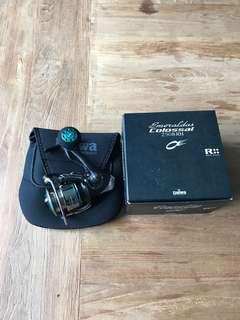 Daiwa Emeraldas Colossal 2508RH fishing reel
