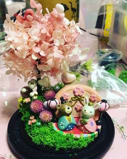 DIY Wedding Gift (Preserved Fresh Flower) Pre Order item