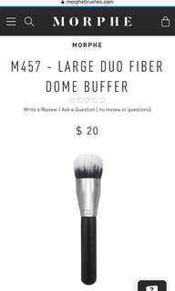 Morphe M457 brush