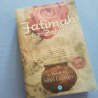Buku Sibel Eraslan - Fatimah Az-Zahra (Serial Wanita Penghuni Surga)