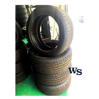 2NDHAND TYRE 265/45 R20 PUCHONG