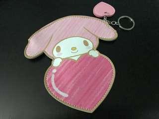 My Melody Coin Purse (Big Heart)