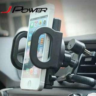 🚚 J-POWER 杰強 汽車空調口支架 手機支架 出風口手機架 JP-PS-1B