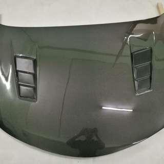 Carbon Fiber Hood Toyota Vios 13 ++