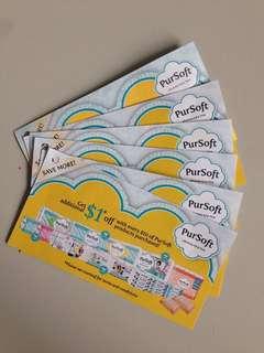 FREE Pursoft vouchers