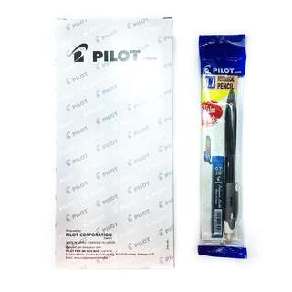 Pilot Rexgrip 0.7mm Mechanical Pencil with Pencil Lead 12 Sets