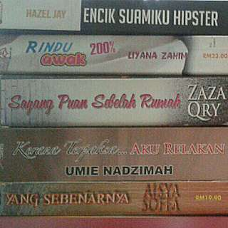 Malay Novel Preloved