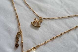 Carousel Tiered Necklace