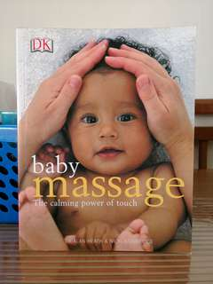 BN Baby Massage - The Calming Power Of Touch