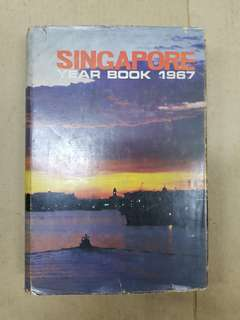 Singapore Year Book 1967