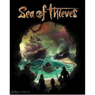 XBox One Sea of Thieves (English)