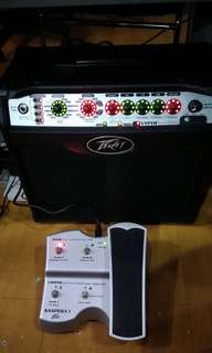 Peavey VIP 1 Guitar Amplifier