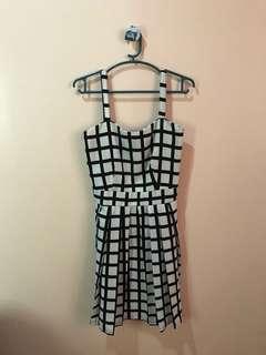 [SALE] Plaid Dress