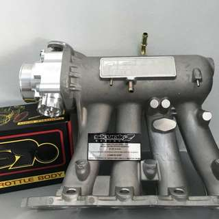 S90 T.Body + Skunk2 Intake 4G93