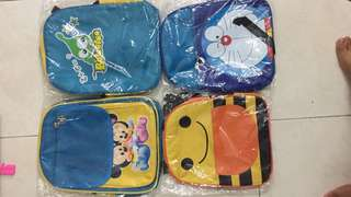 Clear stock bag kindergarden 5-7years